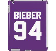 Justin Bieber 94 iPad Case/Skin