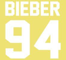 Justin Bieber 94 Kids Tee