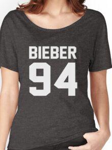 Justin Bieber 94 Women's Relaxed Fit T-Shirt