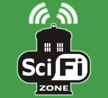 Sci Fi ZONE Kids Clothes