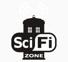 Sci Fi ZONE Kids Tee
