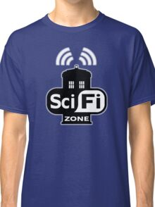 Sci Fi ZONE Classic T-Shirt