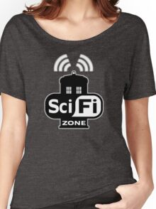 Sci Fi ZONE Women's Relaxed Fit T-Shirt