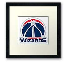 Washington Wizards Framed Print