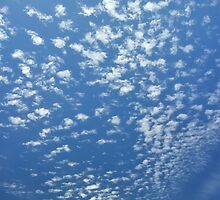 scattered clouds by metriognome