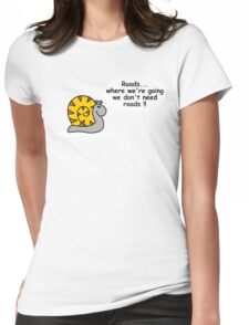 Mr. Fusion Home Energy Womens Fitted T-Shirt