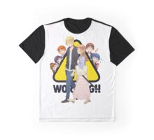 Working Characters Graphic T-Shirt