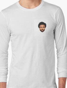 Stylish Gambino Long Sleeve T-Shirt