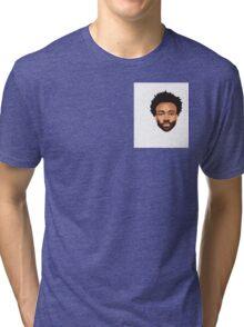 Stylish Gambino Tri-blend T-Shirt