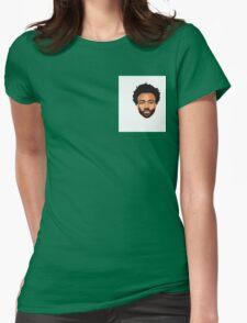 Stylish Gambino Womens Fitted T-Shirt