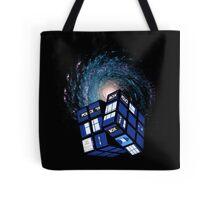 TARDIS CUBE Tote Bag