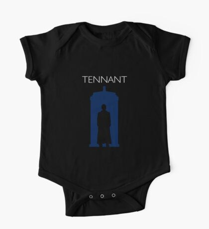 The Tenth Doctor Kids Clothes