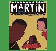 Martin (Yellow) One Piece - Short Sleeve