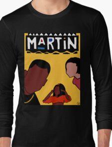 Martin (Yellow) Long Sleeve T-Shirt