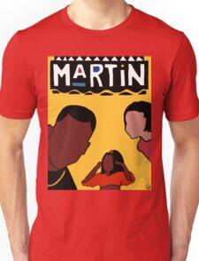 Martin (Yellow) Unisex T-Shirt