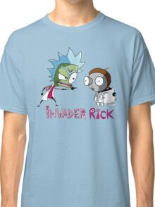 invader rick Classic T-Shirt