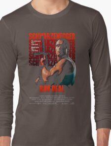 Arnold Schwarzenegger - Raw Deal Polar Long Sleeve T-Shirt