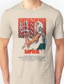 Arnold Schwarzenegger - Raw Deal Polar Unisex T-Shirt
