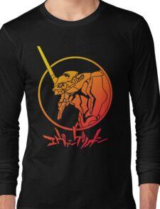 Shin Seiki Evangelion Long Sleeve T-Shirt