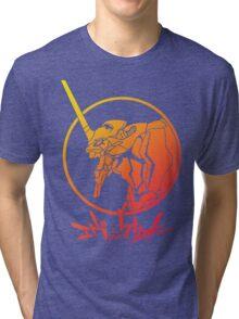 Shin Seiki Evangelion Tri-blend T-Shirt