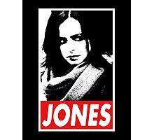 JESSICA JONES - Obey Design Photographic Print