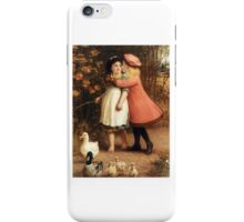 Philip Richard Morris - The Foster Sisters iPhone Case/Skin