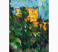 1904 - Paul Cezanne - Château Noir Unisex T-Shirt