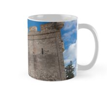 Fortifications in Essaouira Harbour, Morocco Mug