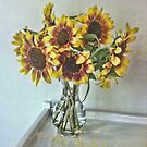 Sunflowers by bellecards