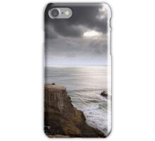 The Lookout Muriwai, NZ  iPhone Case/Skin