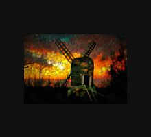 The Postmill (Black Mill) Mousehold Heath, Norfolk Unisex T-Shirt