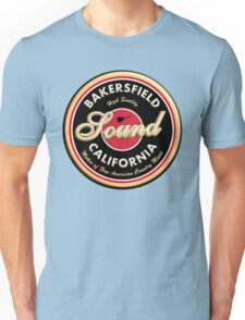 Bakersfield  California Country  Vintage Unisex T-Shirt