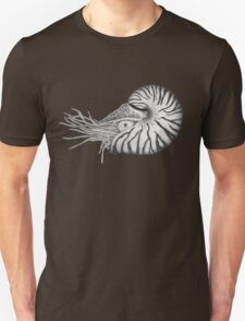 Nautilus black/ white Unisex T-Shirt