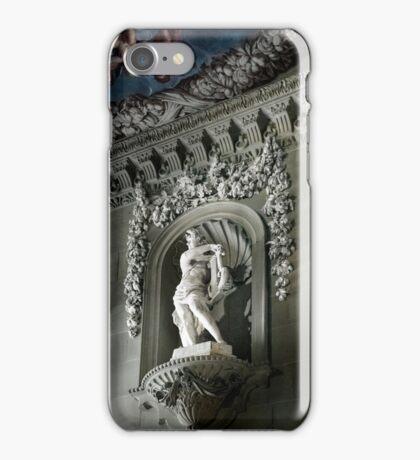 Chatsworth house-Statu 2 iPhone Case/Skin