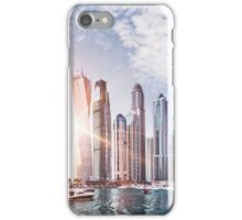 Dubai Marina iPhone Case/Skin