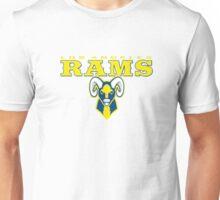 logo los angeles rams Unisex T-Shirt