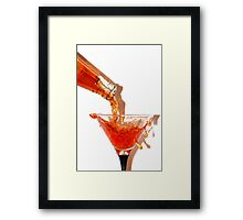 Drink Time Framed Print