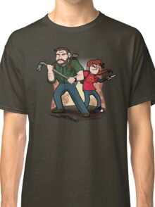 Post-Apocalyptic Dynamic Duo! Classic T-Shirt