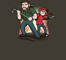 Post-Apocalyptic Dynamic Duo! Unisex T-Shirt