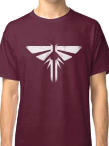 The Last of Us – Fireflies Logo, Graffiti Classic T-Shirt