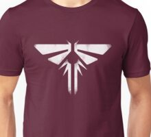 The Last of Us – Fireflies Logo, Graffiti Unisex T-Shirt