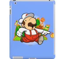 Fire plumber! iPad Case/Skin