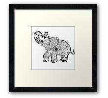 Fortune's Elephant  Framed Print
