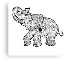 Fortune's Elephant  Canvas Print