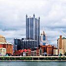 Pittsburgh PA Skyline by Susan Savad