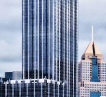 Pittsburgh PA Skyline Sticker