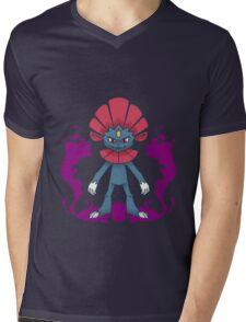 Weavile Mens V-Neck T-Shirt