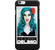 Adore Delano - Face iPhone Case/Skin