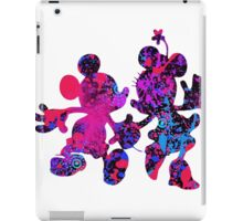 Mouse Abstract Design iPad Case/Skin