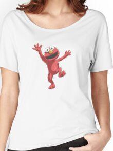 elmo Women's Relaxed Fit T-Shirt